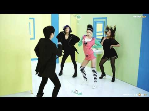 [Vietsub + Kara] Kan Mi Youn feat. Eric - Paparazzi (Starring Kim Hyung Jun) [360Kpop.com]