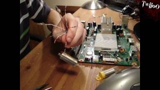 Jtag Tutorial Part 4   Making an LPT Cable view on youtube.com tube online.