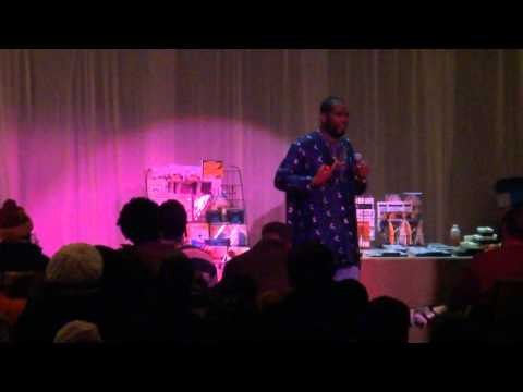 Unity in the Community w/ Gathering of The Young Masters (Seti, Polight, Umar Johnson) 6 of 6