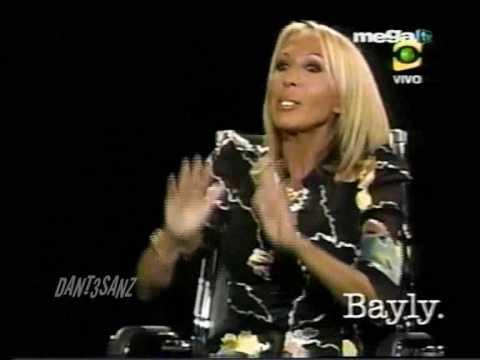 ((1/3)) BAYLY (HQ) Laura Bozzo vs. Laura Chozo (( archivos 2008 ))
