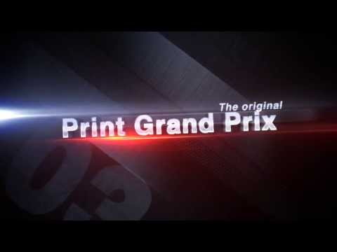 Start Your Engines for the Dscoop EMEA2 Conference: Print Grand Prix