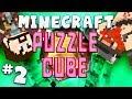 Minecraft Puzzle Cube #2 - Dwarven Puzzle Solving