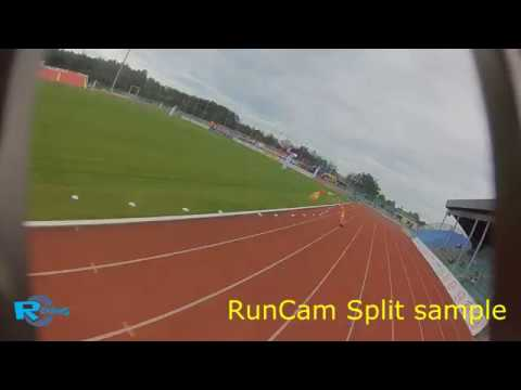 Runcam Split Race track video Sample - UCv2D074JIyQEXdjK17SmREQ