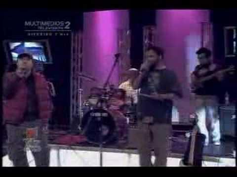 Bamboo - No Hay Otra (en vivo en taller abierto)