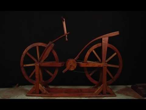 Le Macchine di Leonardo - La Bicicletta