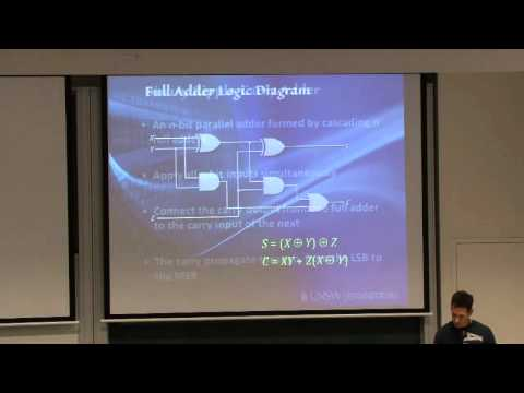 ELEC2141 Digital Circuit Design - Lecture 23