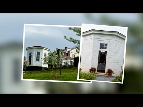 Beautiful Octagonal Buildings   At Home With P. Allen Smith - UCDgr7nAbzYCkWxTsSJFcoGg
