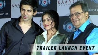 Kaanchi - Trailer Launch Event