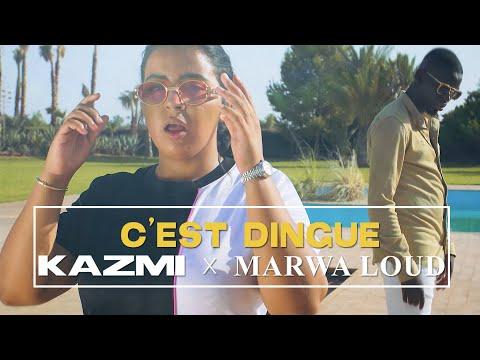 Kazmi & Marwa Loud – C'est dingue