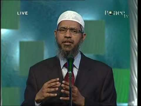 Dr Zakir Naik and Oxford Union Debate Address 2 of 7.flv