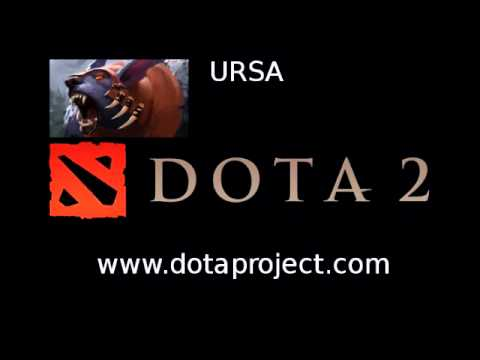 Dota 2 Ursa Voice