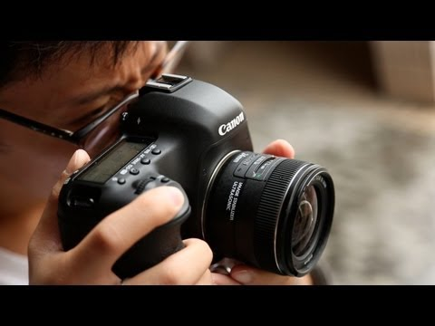Canon EF 24mm f/2.8 IS USM Hands-on Review