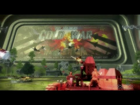 GameSpot Reviews - Toy Soldiers: Cold War (Xbox 360)