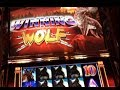 WINNING WOLF | Ainsworth - 2014 BIG WIN Slot Bonus (All Wolves)