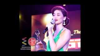 Anne Curtis FAMAS Best Actress Speech