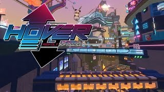 Hover : Revolt Of Gamers - PC Launch Trailer