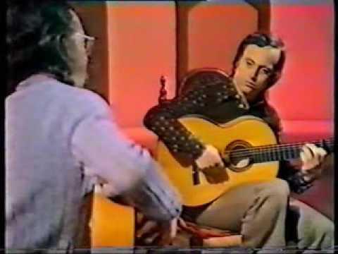 John Williams and Paco Pena - Farruca in D (1975)