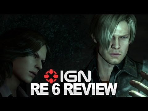 Resident Evil 6 Review - IGN Review