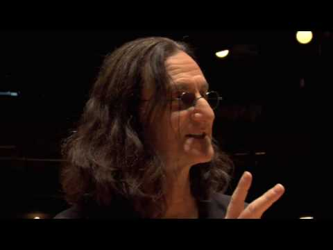 City Sonic: Geddy Lee (Rush) at Massey Hall
