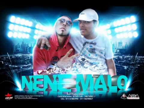 Nene Malo - Bailan Rochas Y Chetas [Tema Nuevo 2012]