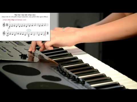 Tự Học Đàn Organ - Bài 2