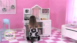 Kidkraft Modern Country Kitchen Review 53222 Childrens Role Play Jadlam Racing Models You