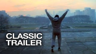 Rocky Official Trailer #1 - Burgess Meredith Movie (1976) HD