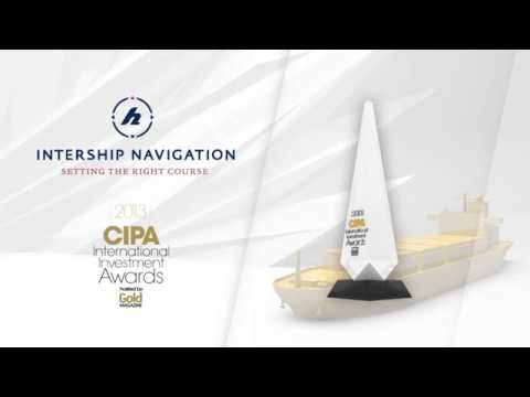 CIPA AWARDS 2013 - INTERSHIP