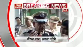 One dies in Chandni Chowk blast