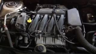 ДВС (Двигатель) в сборе Renault Laguna I (1993-2000) Артикул 50966685 - Видео