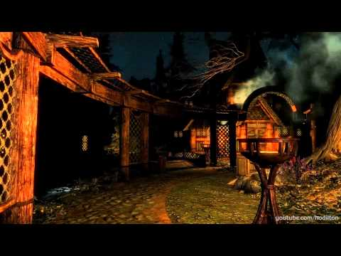 TES V - Skyrim ULTRA REALISTIC WORLD LIGHTING for SKYRIM
