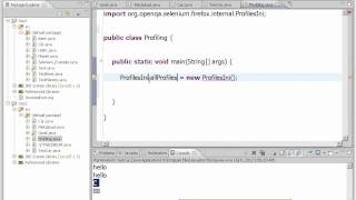 Selenium Weekend Training Day 2 Part 2 Webdriver Java Selenium tutorial