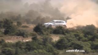 Vid�o Tests Terre Polo R WRC Ogier/Ingrassia France 2012 [HD] par Extrem Rallye (2439 vues)