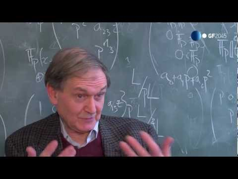 Sir Roger Penrose - The quantum nature of consciousness