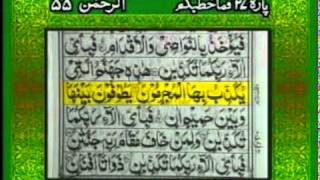 English And Urdu Translation Of Surah Rehman