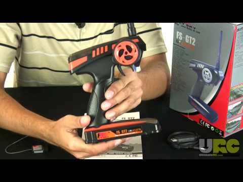 Fly-Sky FS-GT2 2.4ghz radio review  (Original)