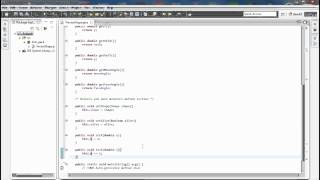 Java Game Programming Tutorial For Beginners (Asteroids Pt. 2)