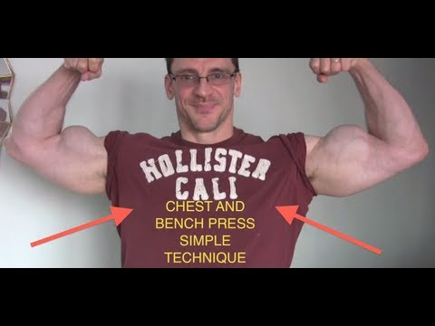 Best Muscle Building Chest Workout Training Program For a Big Chest