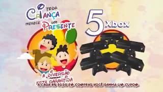 Toda Criança Merece um Presente - CDL Palmas 2016