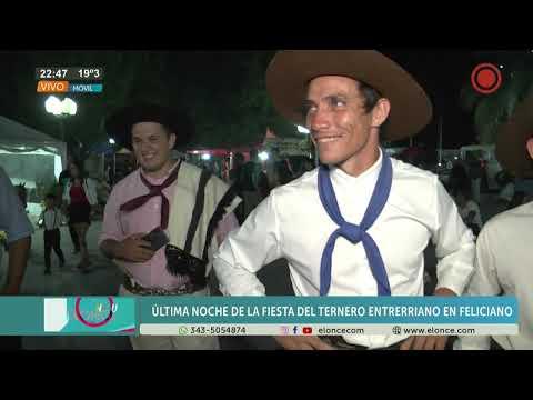 Fiesta del Ternero Entrerriano: Cómo lo disfrutan las agrupaciones que desfilaron
