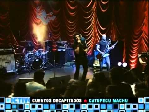 Catupecu Machu. Cuentos Decapitados Much Music dic.2005