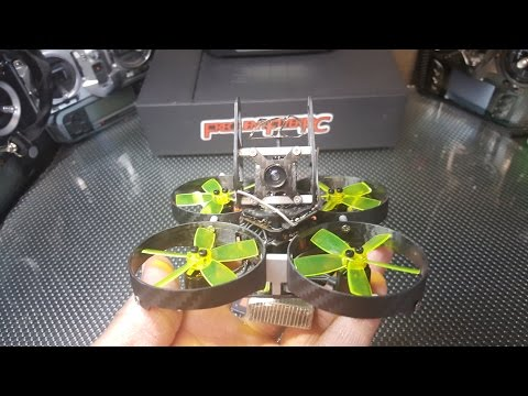 Cortex RC Tiny 90 Brushless Build Video DSMX Satellite Receiver and My First Impression - UCNUx9bQyEI0k6CQpo4TaNAw