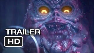 Gingerclown 3D Official Trailer (2013) - Horror Movie HD