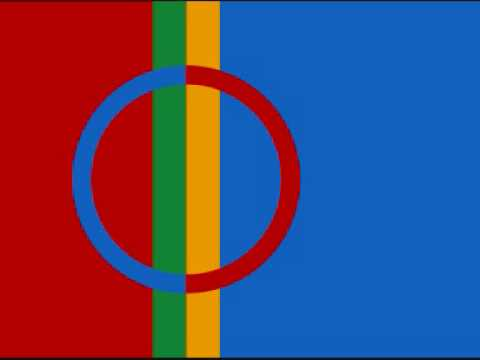 National Anthem of Sapmi (Southern)