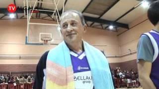 I Torneo de Reyes Benéfico de Baloncesto. Alcalá de Henares.
