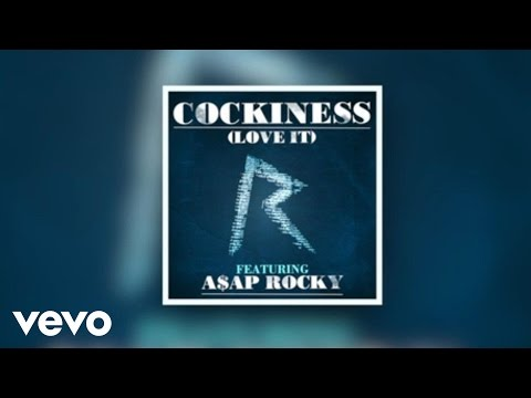 Rihanna - Cockiness (Love It) (Remix) (Audio) ft. A$AP ROCKY