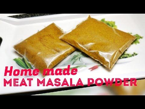 വീട്ടിൽ തയ്യാറാക്കാവുന്ന മീറ്റ് മസാല പൊടി //  Meat Masala Powder // COOK with SOPHY // Recipe #309