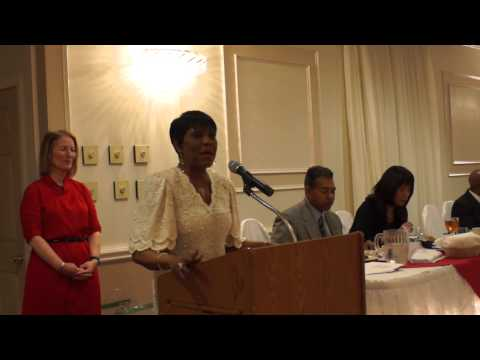 FICKLIN MEDIA WEST HAVEN BLACK COALITION PRESIDENT'S APPRECIATION AWARD