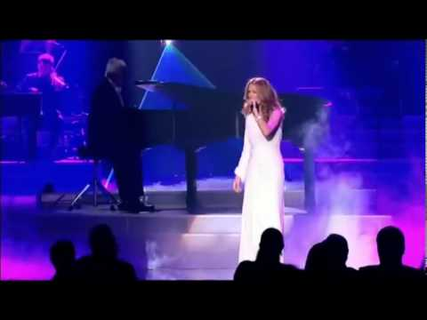 Celine Dion LIVE in Las Vegas All By Myself HD