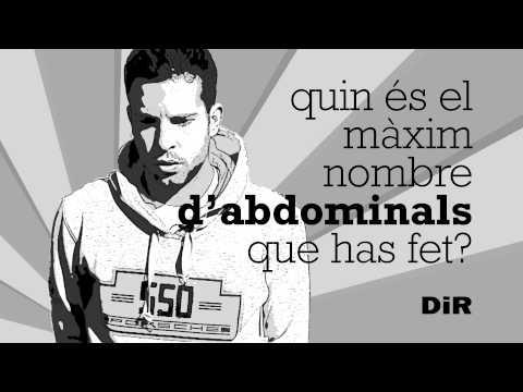 1' Entrevista Jordi Alba - La Revista del DiR
